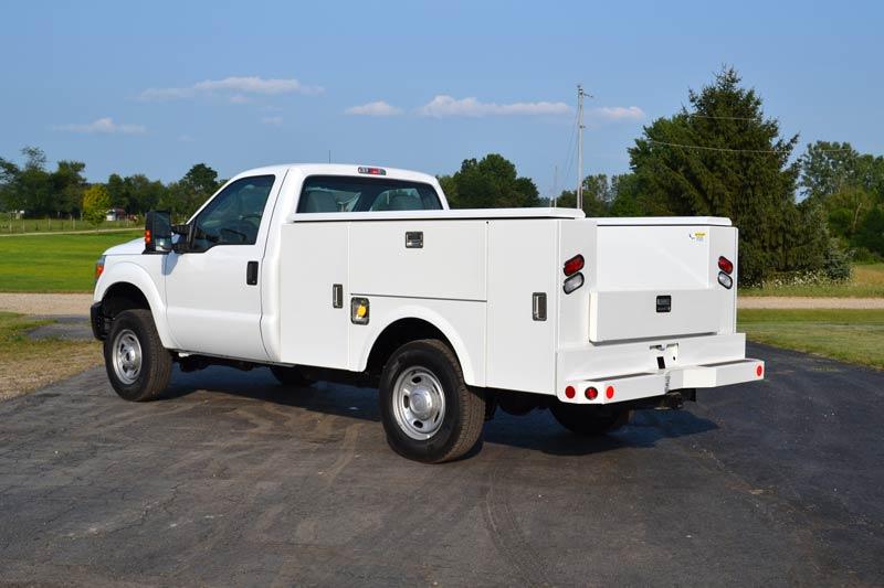 Service Bodies Hughes Equipment 740 398 8649 Mount Vernon Ohio